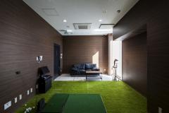 011-シュミレーションゴルフルーム